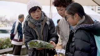 VS東京CM「徳島は宣言する。この土地の『食』は、幸せをもたらすことを。」篇