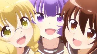 TVアニメ『三者三葉』OPテーマ「クローバー♣かくめーしょん」